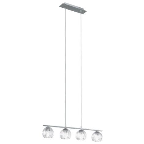 EGLO 92852 - Lampa suspendata CIVO 4xG9/33W