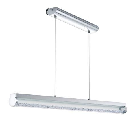 Eglo 93524 - Lustră LED pe cablu TREVELO 1xLED/24W/230V