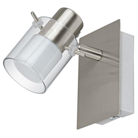Eglo 93817 - LED Lampa spot SPARANO 1xLED/5W/230V