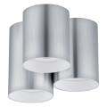 Eglo 94634 - LED Plafoniera LASANA 3xGU10-LED/3,3W/230V