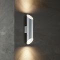 Eglo 94803 - Corp de iluminat LED exterior AGOLADA 2xLED/3,7W/230V