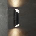 Eglo 94804 - Corp de iluminat LED exterior AGOLADA 2xLED/3,7W/230V