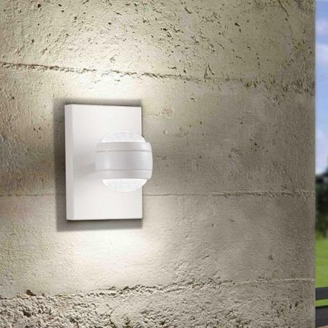 Eglo 94849 - Corp de iluminat LED exterior SESIMBA 2xLED/3,7W/230V