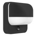 Eglo 94853 - Corp de iluminat exterior cu senzor TRABADA 1xE27/40W/230V