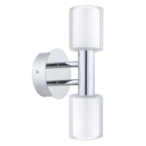 Eglo 94994 - Corp de iluminat LED baie PALERMO 1 2xLED/2,5W/230V