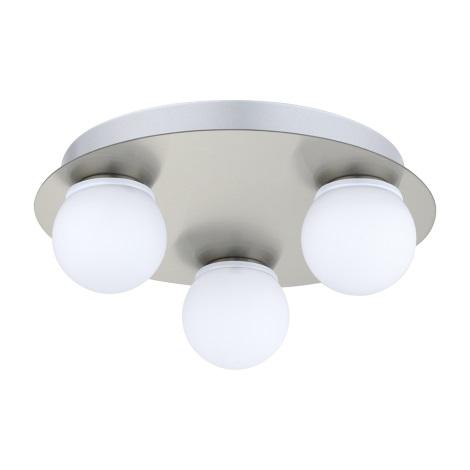 Eglo 95013 - Corp de iluminat LED baie MOSIANO 3xLED/3,3W/230V