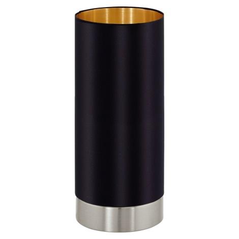 Eglo 95117 - Lampa de masa cu lumina reglabila MASERLO 1xE27/60W/230V