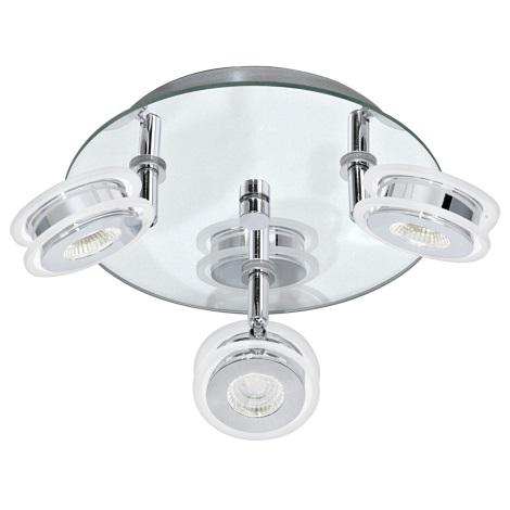 Eglo 95279 - Corp de iluminat LED baie AGUEDA 3xLED/3,3W/230V