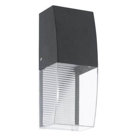 Eglo 95992 - LED Corp de iluminat perete exterior SERVOI LED/3,7W
