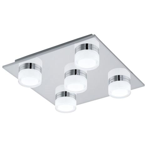 Eglo 96544 - LED Aplica perete baie ROMENDO 1 5xLED/7,2W/IP44