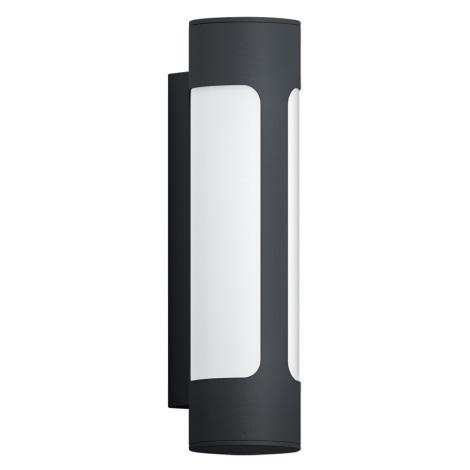 Eglo 97119 - LED aplică perete exterior TONEGO 2xLED/6W/230V
