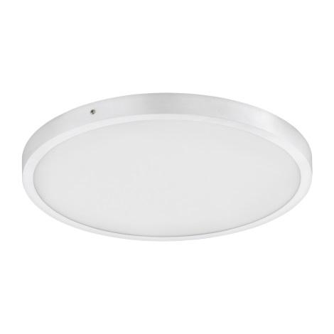 Eglo 97262 - Plafonieră LED FUEVA 1 1xLED/25W/230V alb rotund 2500 lm