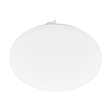 Eglo 97884 - Plafonieră baie LED FRANIA LED/17,3W/230V