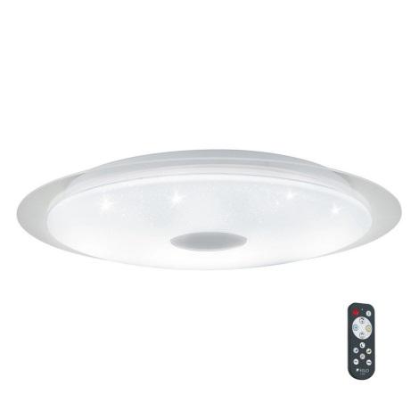 Eglo 98219 - LED Plafonieră dimmabilă MORATICA-A LED/36W/230V + telecomandă