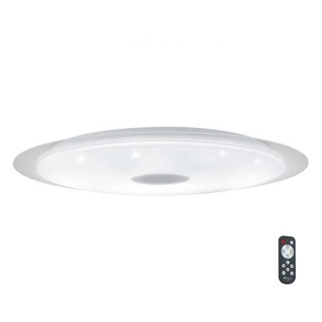Eglo 98223 - LED Plafonieră dimmabilă MORATICA-A LED/60W/230V + telecomandă