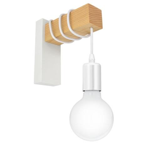 Eglo - Aplică perete 1xE27/10W/230V