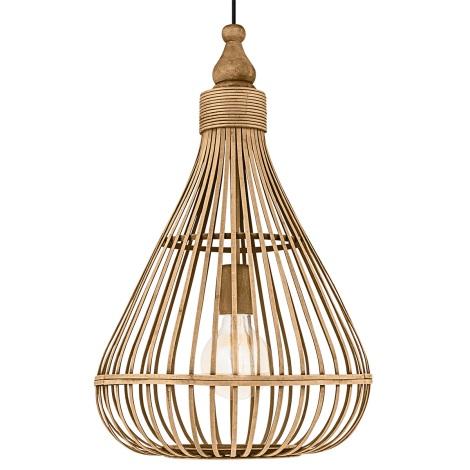 Eglo - Corp de iluminat pendul 1xE27/60W