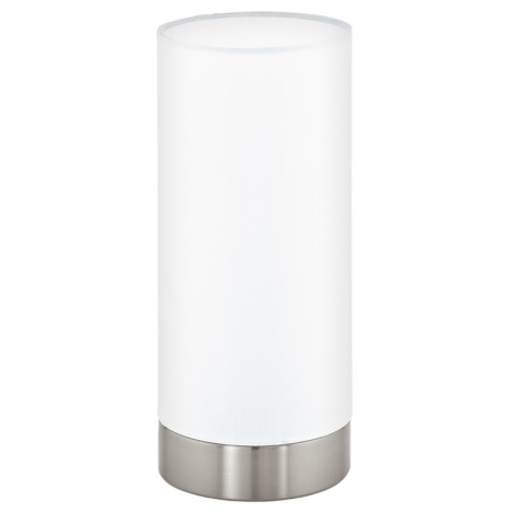 Eglo - Lampa de masa cu lumina reglabila 1xE27/60W/230V