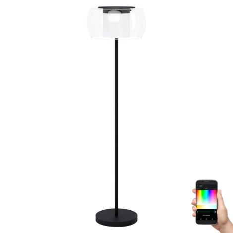 Eglo - Lampă de podea LED RGB Dimming BRIAGLIA-C LED/24,8W/230V