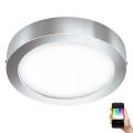 Eglo - LED RGB Plafonieră dimmabilă FUEVA-C LED/21W/230V