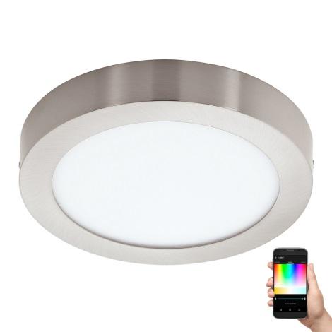 Eglo - LED RGB Plafoniera FUEVA-C LED/21W/230V