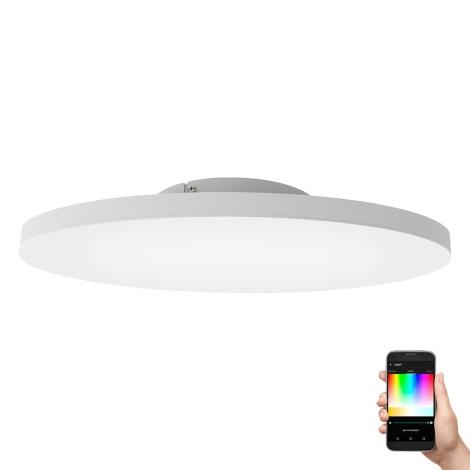 Eglo - Plafon de iluminare LED RGB TURCONA-C LED/30W/230V + telecomandă