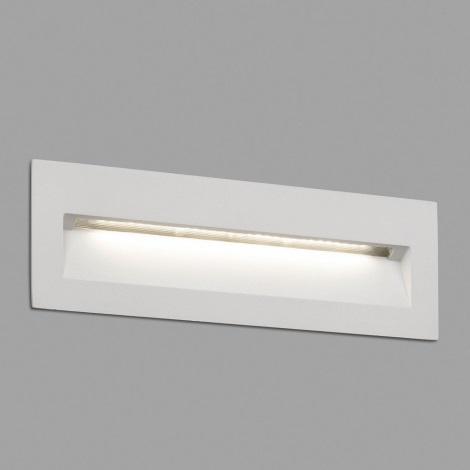 FARO 70271 - Lampă încastrată exterior LED NAT LED/8W/230V
