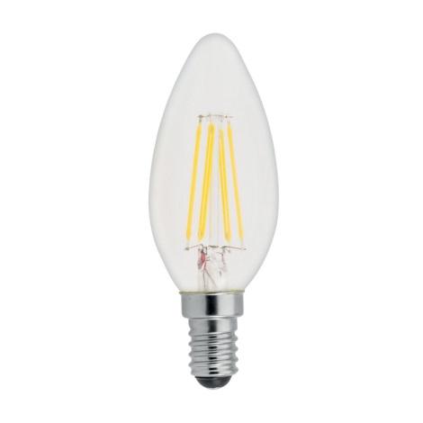 GE Lighting - Bec LED VINTAGE B35 E14/4W/230V 2700K