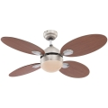 Globo 0318 - Ventilator tavan WADE 1xE14/60W/230V