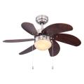 Globo 03810 - Ventilator de tavan RIVALDO 1xE14/60W/230V