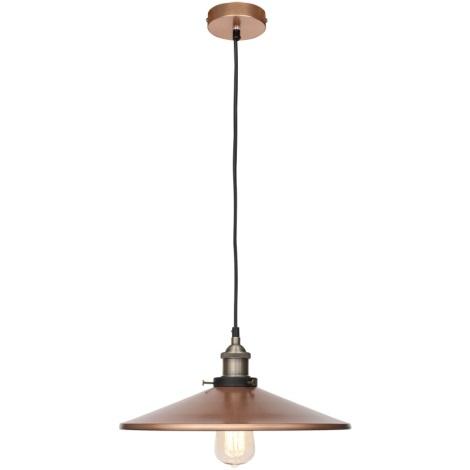 GLOBO 15062 - Lampa suspendata KNUD 1xE27/60W/230V