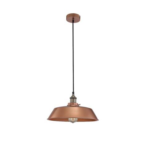 GLOBO 15069 - Lampa suspendata KNUD 1xE27/60W/230V