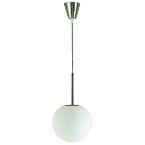 GLOBO 1581 - Lampa suspendata BALLA 1xE27/60W/230V