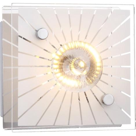 GLOBO 41691 - corp de iluminat perete SANTI 1xLED/4W/230V