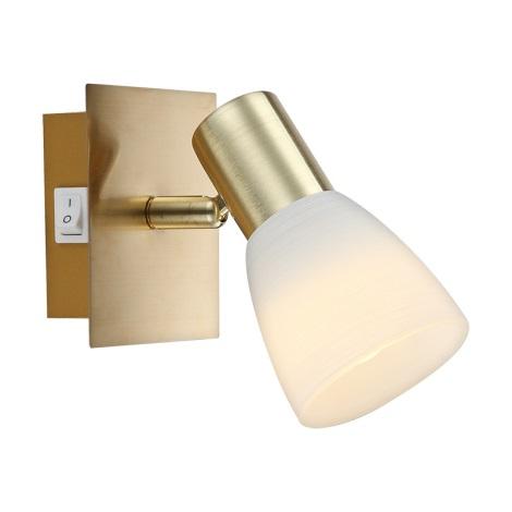 Globo 54538-1 - LED Lampa spot RAIDER I 1xE14/4W/230V