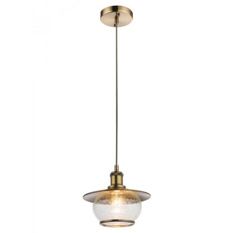 Globo - Corp de iluminat pendul 1xE27/60W/230V