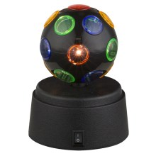 Globo - Lampa decorativa LED 1xLED/0,06W/3xAA