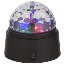Globo - Lampa decorativa LED 6xLED/0,06W/3xAA