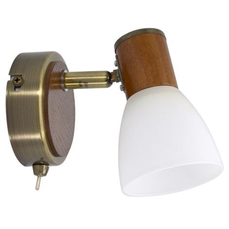Globo - Lampa spot 1xE14/40W/230V