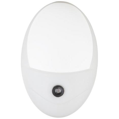 Globo - LED Iluminat de orientare în priză 4xLED/0,6W/230V