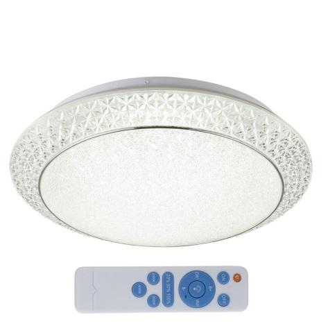 Globo - LED Lampă dimmabilă cu telecomandă 1xLED/28W/230V