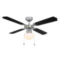Globo - Ventilator de tavan 1xE27/60W/230V