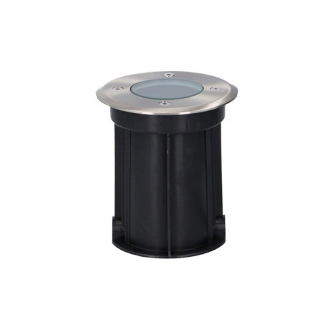 Grundig 07539 - Iluminat căi acces exterior LED 1xGU10/4W/230V IP65 rotund