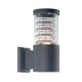 Ideal Lux 27005 - Aplica perete exterior 1xE27/60W/230V antracit