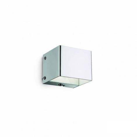 Ideal lux - Aplică perete 1xG9/28W/230V crom