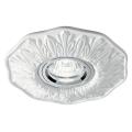 Ideal lux - Lampă încastrată 1xGU10/50W/230V alb