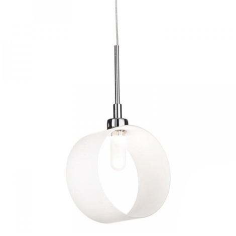 Ideal lux - Lampa suspendata 1xG9/28W/230V alb