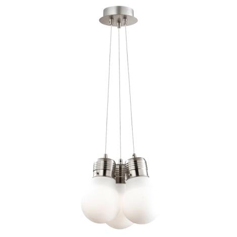 Ideal lux - Lustra cu cablu 3xE27/60W/230V