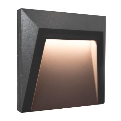 Iluminat scară LED HOLDEN LED/1,5W/230V IP65