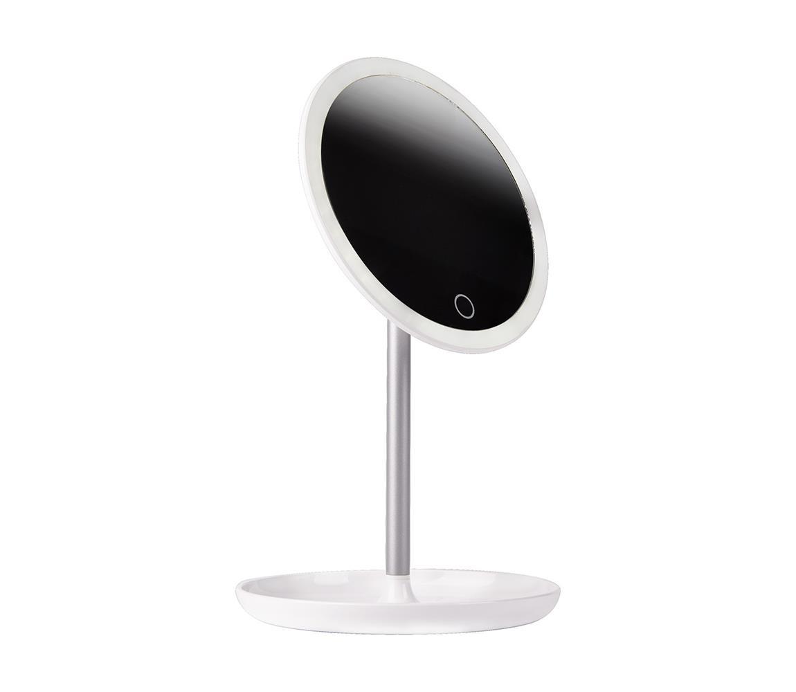 Immax 08941L - Oglindă de cosmetică cu iluminare LED din spate CIRCLE LED/4W/5V USB rotund